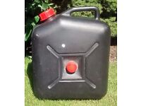 CARAVAN / CAMPING WASTE WATER CONTAINER