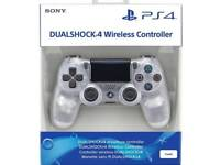 PS4 controller Crystal