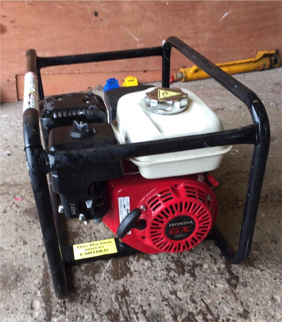 Honda 2.4kva generator