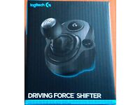 NEW&SEALED LOGITECH Driving Force Shifter/Gearbox for G29 and G920