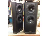Tannoy 611 MkII Dual Concentric Floorstanding Speakers