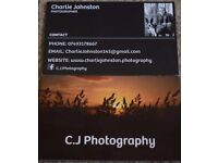 Photographer, Edinburgh & Lothians