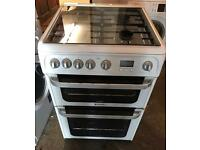 HOTPOINT Ultima HUG61 Fully Gas Cooker 60cm wide & Fully Working Order
