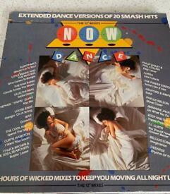 Now dance 1985 Double Lp album