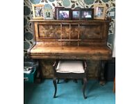 Lovely old piano for sale