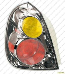 Tail Light Driver Side Nissan ALTIMA 2002-2004