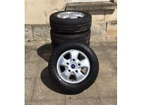 *BRAND NEW* Ford Transit Custom Alloys & Tyres