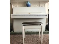 Linder Cameo Piano with Stool