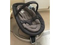 Nuna Leaf Rocker, Suited Collection, Toy Bar and Wind