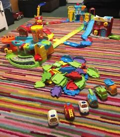 Vtech toot toot. Fire engine, Police station, airports, fire station.