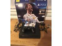 PS4 slim 500GB + FIFA 18