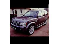 Land Rover discovery 4 HSE in Corris Grey , lovely vehicle