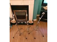 X3 CB CYMBAL BOOM STANDS