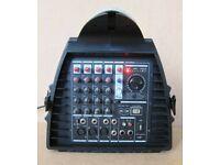 DJ-TECH STAGE VISA 200 LIGHT Amplifier