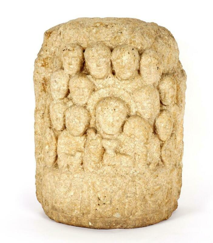 **NEW PRICE** Celtic Carved Stone Last Supper