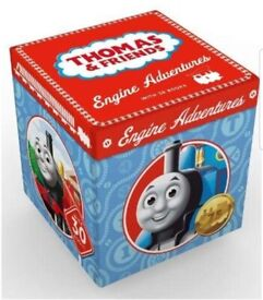 Thomas and Friends Engine Adventures box set