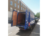 Man with Van, INSTANT QUOTE Removals Clearance Moving Delivery House/Flat/Office