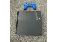 PLAYSTATION 4 USED 500GB PERFECT WORKING CONDITION WITH MULTIPLE GAMES