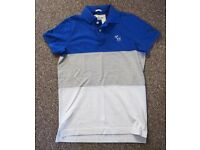 Abercrombie and Fitch Polo shirt size L new.