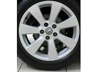 Vauxhall astra gtc alloys