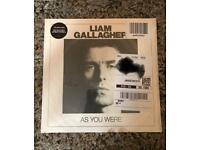 Liam Gallagher LP (brand new sealed)