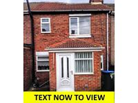 AMAZING: 3 Bed flat, Raby Avenue, Easington. Refurbished. £100/pw. Excellent location. READY TO LET