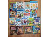 Children's Reading books, Fiction & Non Fiction all 50p each