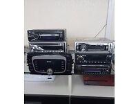Selection of Car Radios