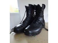 GRAFTERS BOOTS SIZE 10 Thinsulate Combat Lace Up Boots