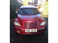 CHRYSLER PT CRUISER 2.0L Limited 5 dr auto 2003 55000 miles petrol 140 bhp 1 previous owner
