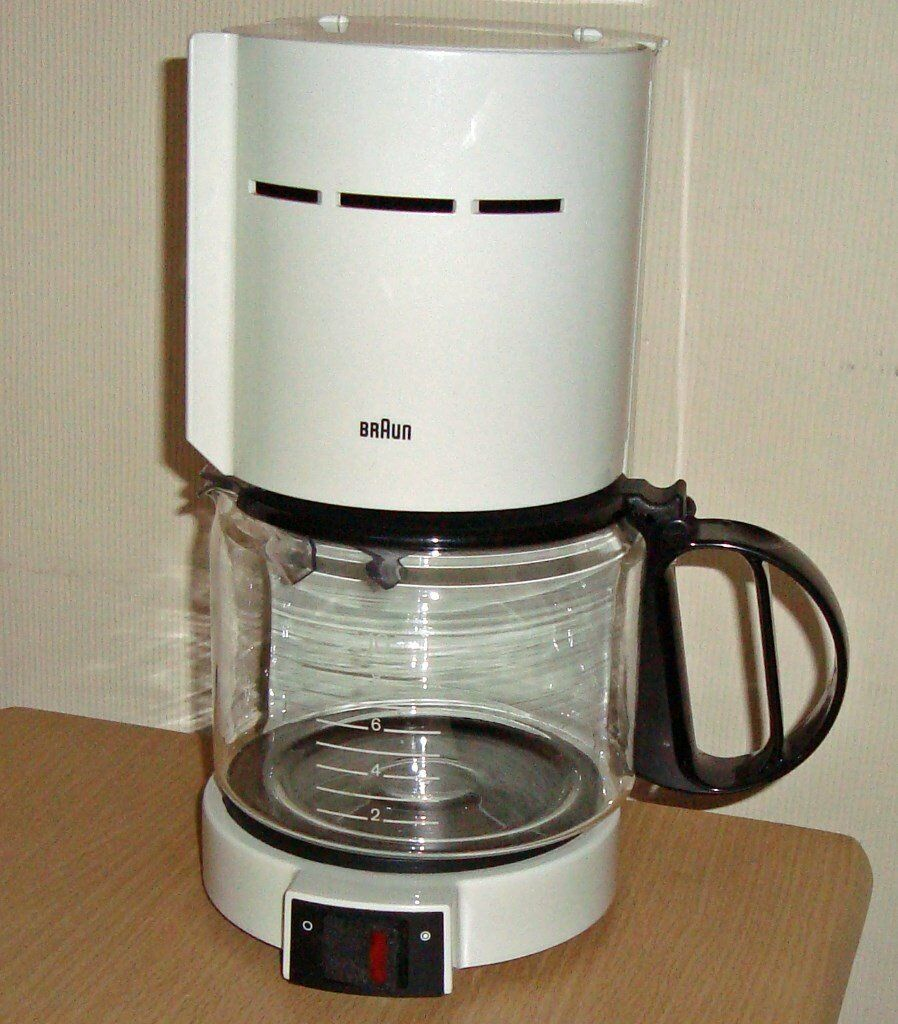 Braun aromaster coffee machine brand new coffee maker for New coffee machine