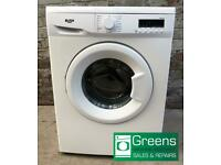 Reconditioned Bush washing machine with guarantee, FREE delivery and fitting SoT