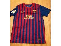Football shirt boys