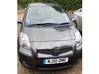Toyota Yaris, PROVISIONALLY SOLD, one owner, low mileage, FSH, great condition, reluctant sale