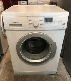 Siemens E12.46 Digital Fully Working Washing Machine with 4 Month Warranty