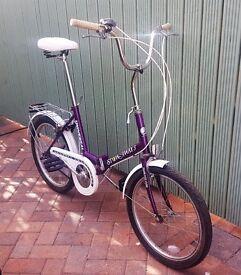 Stowaway Folding Bike,