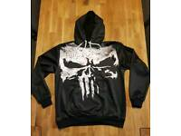 Marvil's Punisher Hoodie XXL slim fit