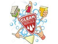 DEEP CLEAN--END OF TENANCY CLEAN--HOLIDAY LET CLEAN