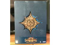 Brand-New RARE Total War: Warhammer 2: Serpent God Collector's Edition PC.....