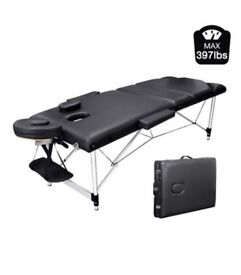 Beauty, Massage Bed Couch Portable