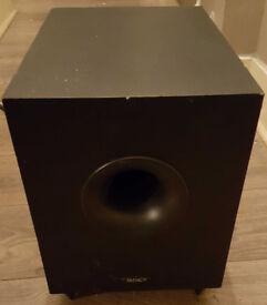 tannoy subwoofer speaker