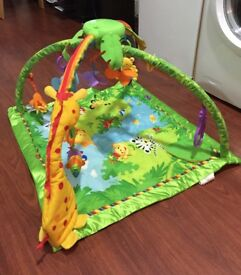 Fisher-Price Rainforest Music And Lights Gym