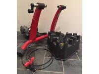 Cycle Turbo Trainer - Minoura VFS-150