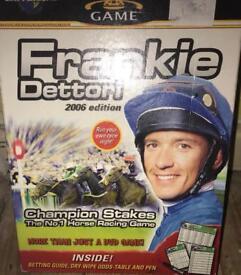 DVD race night family game