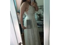 ASOS Wedding/Prom/Celebration Dress - Size 8. Brand new, only worn once to try on.