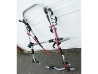 Bike rack to take 3 cycles.