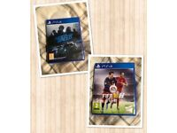 Need for Speed PS4 WITH FREE Fifa 16