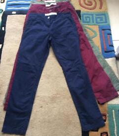 Next chinos ALL size 6R