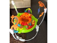 Fisher Price Baby Jumperoo, Very Good Condition
