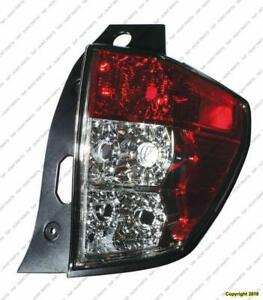 Tail Light Passenger Side High Quality Subaru Forester 2009-2013